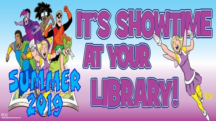 Summer Reading @ The Chievres Library