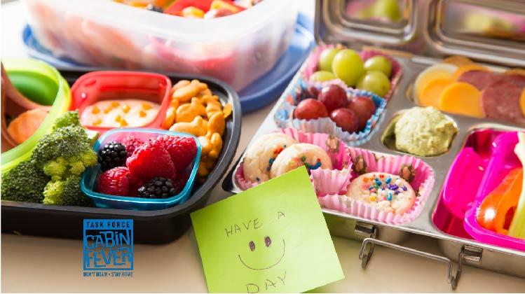 Task Force Cabin Fever - Healthy Snacks