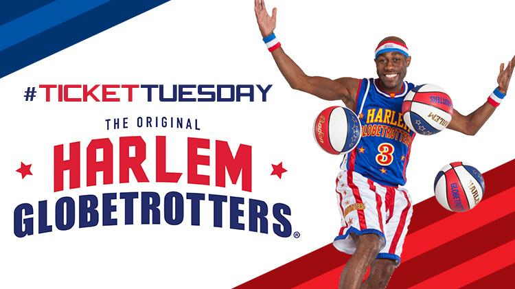 Harlem Globetrotter Tickets