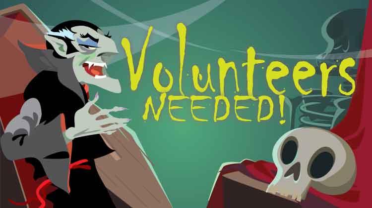 Volunteer Opportunities: Trunk or Treat