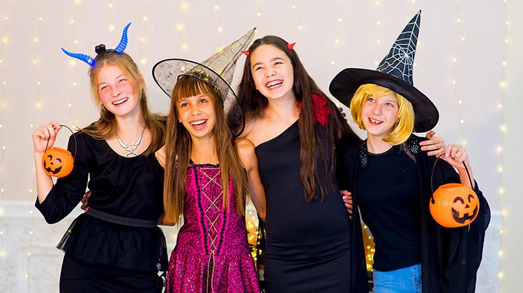 CYS Middle School Costume Bash