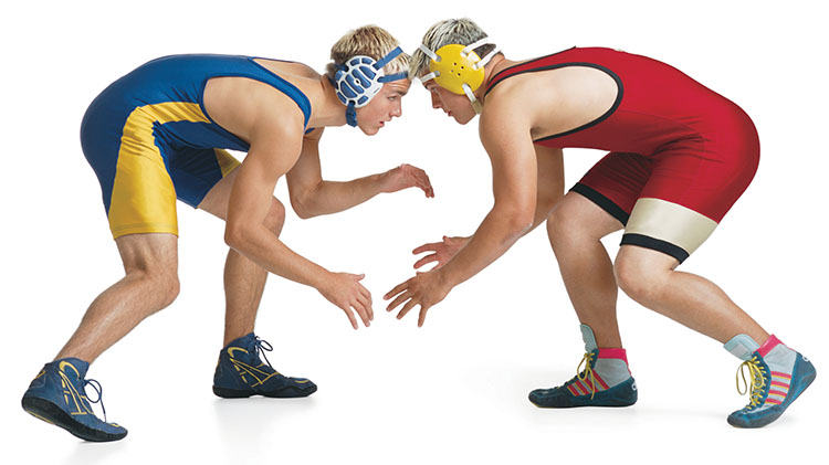 CYS Wrestling Class