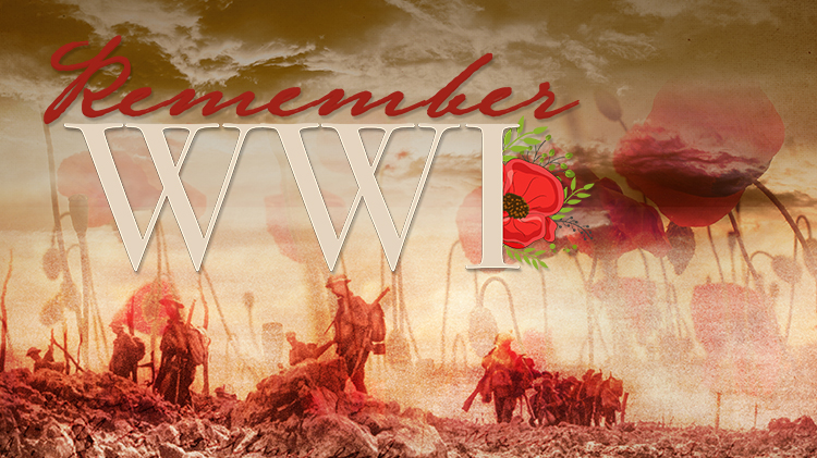 Mons WWI Scavenger Hunt