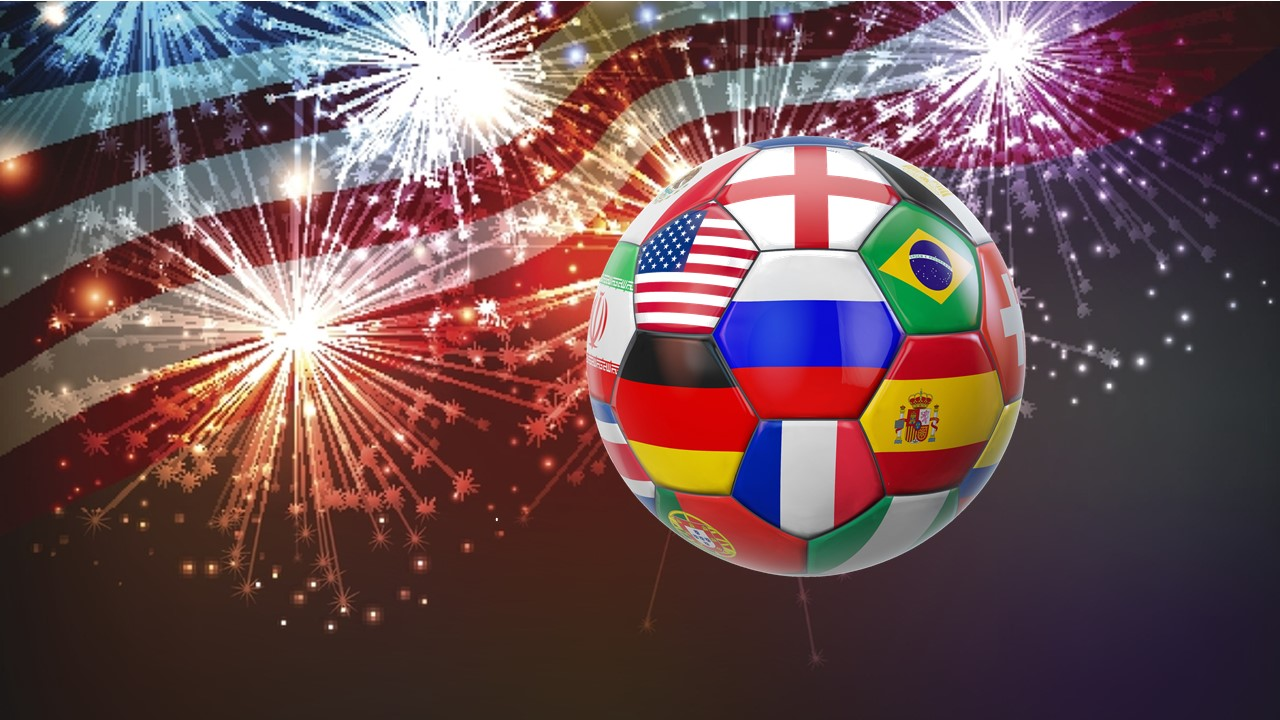 Volunteer Opportunities:  World Cup Viewing and Independence Day