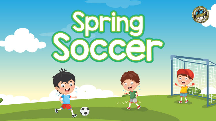 Spring Soccer Registration
