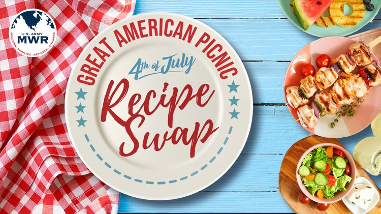 4th of July Great American Picnic Recipe Swap