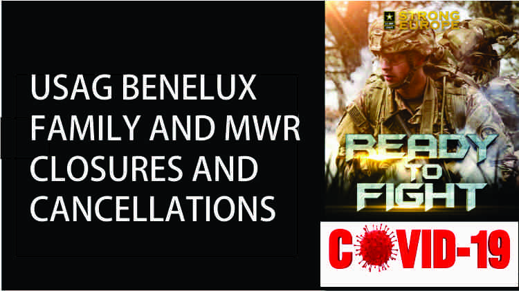 USAG Benelux Family and MWR Facility Information