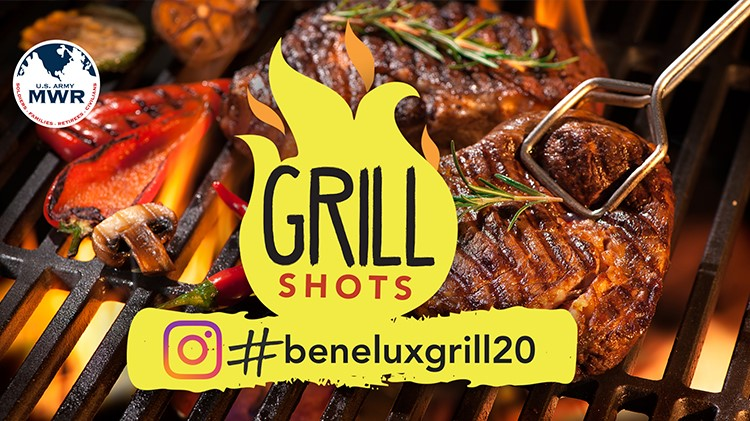 4th of July Instagram Grill Shots Contest