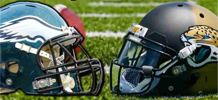 Philadelphia Eagles vs. Jacksonville Jaguars