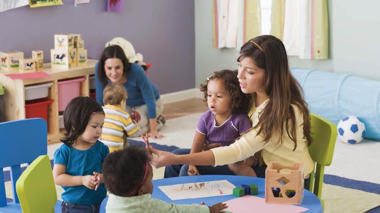 Montessori Play Morning
