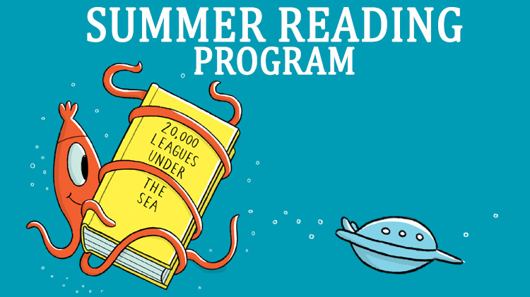 Summer Reading School Age Story Time & Craft