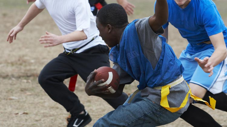 Chievres Fitness Center Flag Football