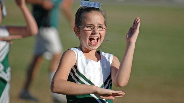 CYS Cheerleading Open Enrollment
