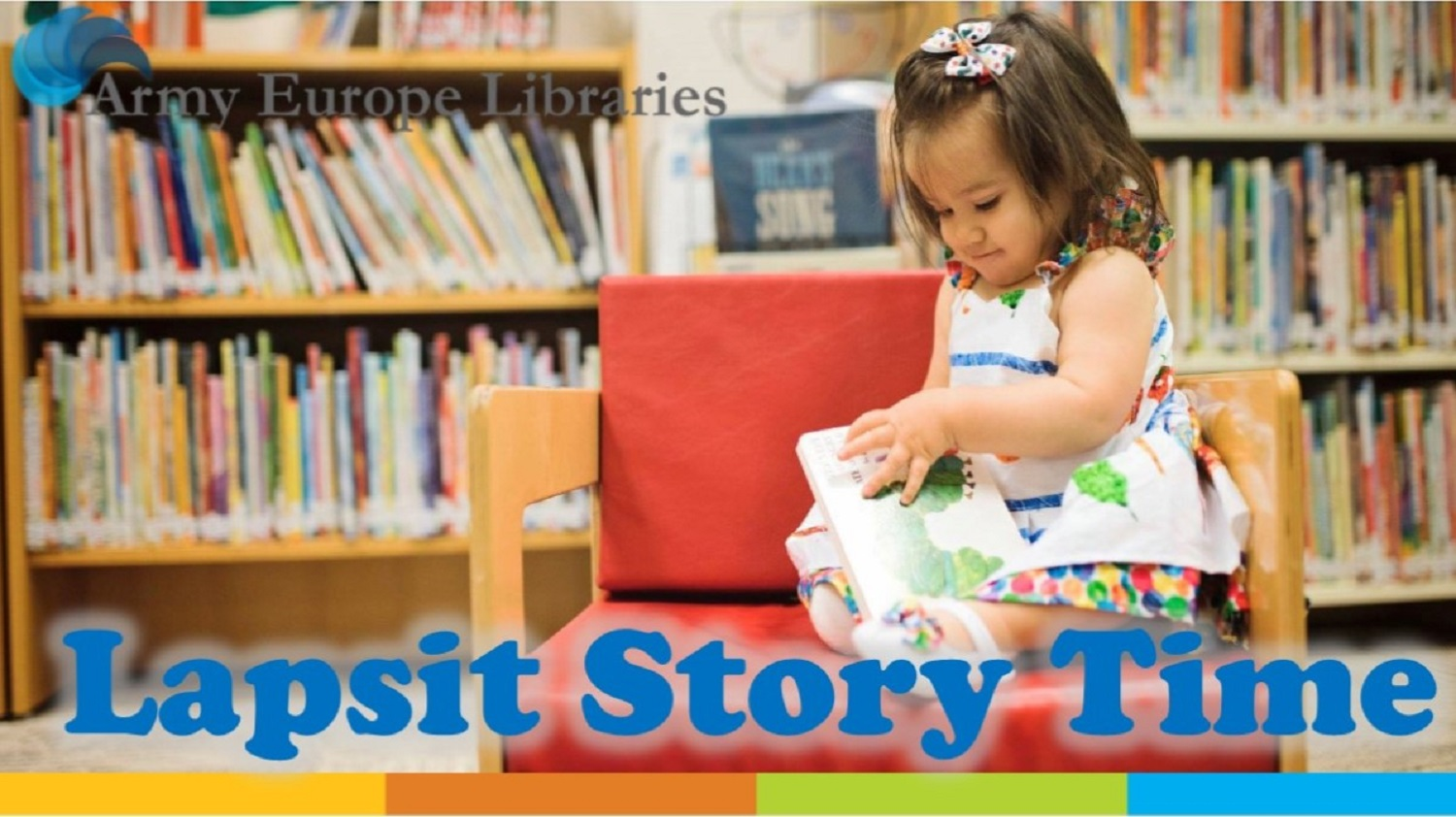 Summer Reading Infant Story Time