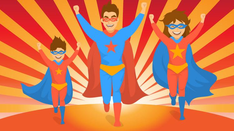 Task Force Cabin Fever- Sunday Super Hero Workout
