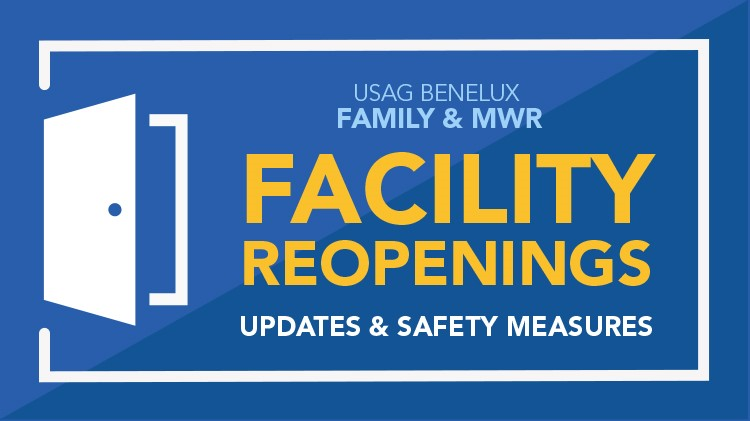 Family and MWR Facility Re-Opening Information